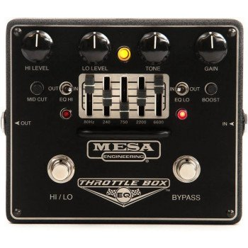 Гитарный процессор Mesa Boogie Throttle Box EQ