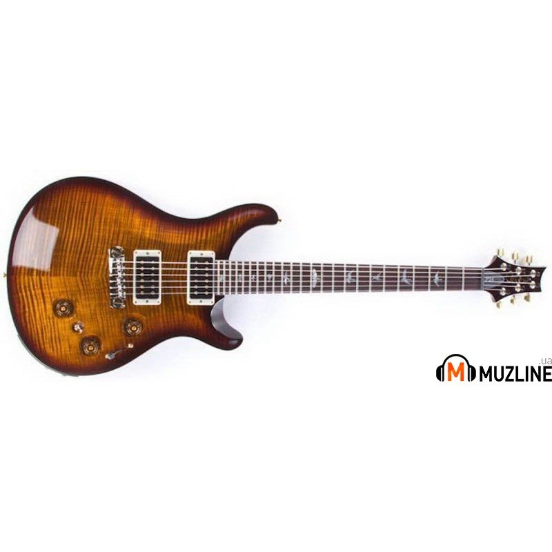 Электрогитара PRS P24 Limited 10Top Black Gold Burst
