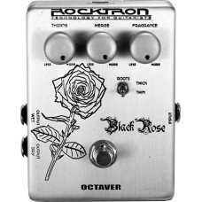 Гитарная педаль Rocktron Boutique Black Rose Octaver