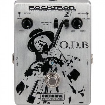 Гитарная педаль Rocktron Boutique O.D.B. Blues