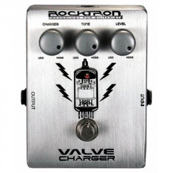 Гитарная педаль Rocktron Boutique Valve Charger