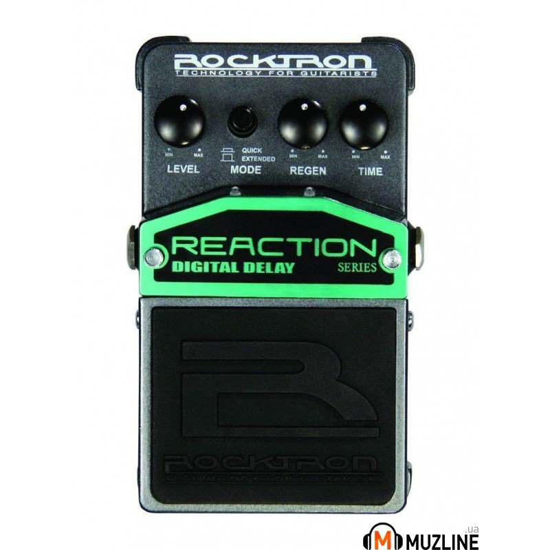 Гитарная педаль Rocktron Reaction Digital Delay
