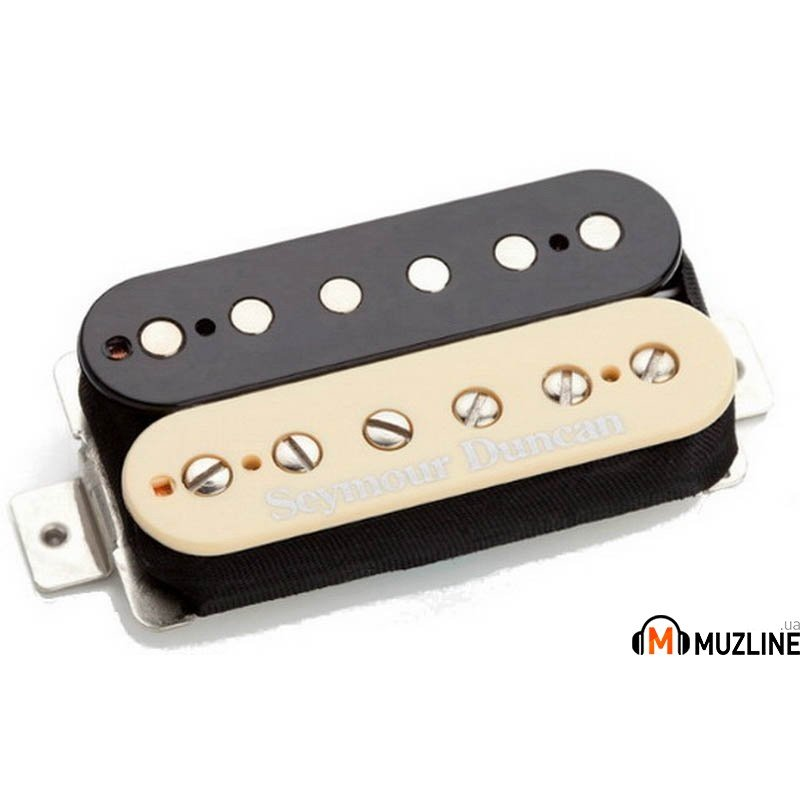Звукосниматель Seymour Duncan Jason Becker Trembucker Zebra