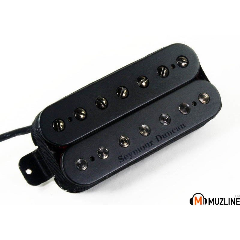 Звукосниматель Seymour Duncan Sentient 7-String Humbucker Neck Black