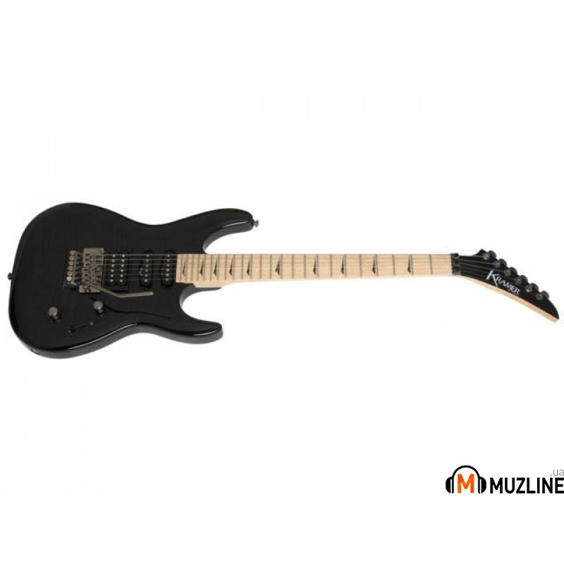 Электрогитара Kramer Striker FR-422SM Black Metallic