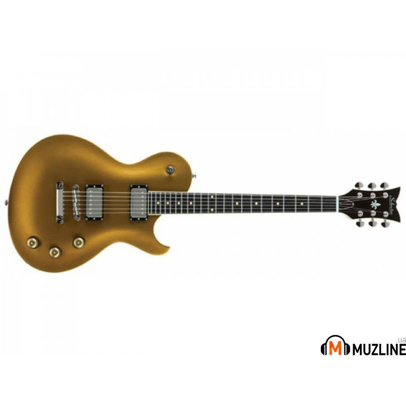 Электрогитара SCHECTER (Корея) Solo-6 Limited Gold (1651)