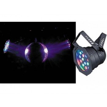 American Audio 46HP Led Black