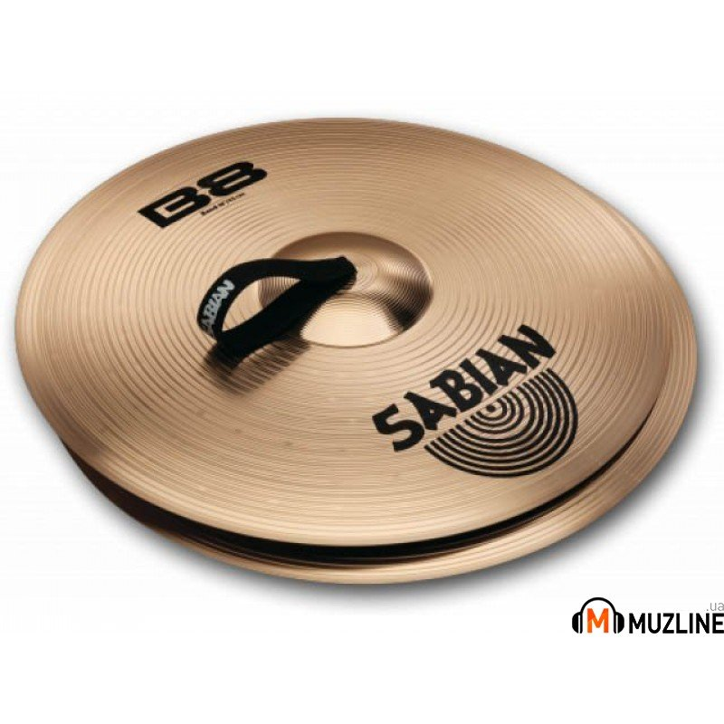 "Sabian 14"" B8 Marching Band"