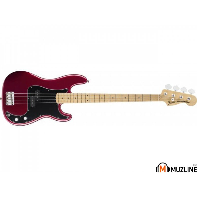 Бас-гитара Fender American Special Precision Bass MN CAR