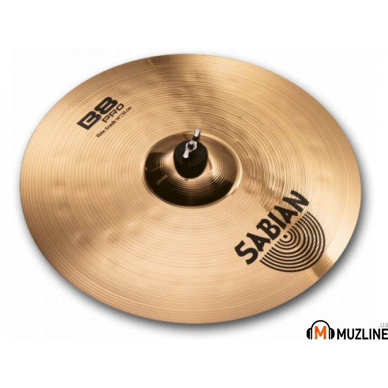 "Crash Sabian 14"" B8 PRO New Thin Crash Brilliant"