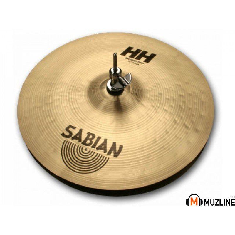 "Sabian 14"" HH Medium Hats"