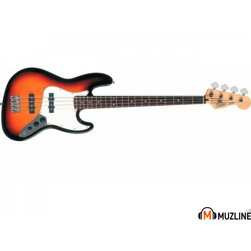 Бас-гитара Fender Standard Jazz Bass BSB