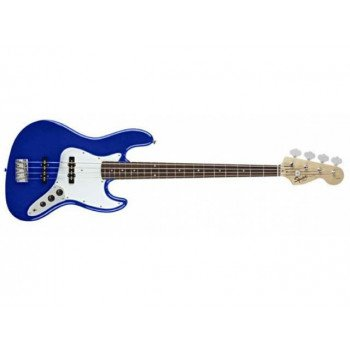 Бас-гитара Fender Squier Affinity Jazz Bass RW Metallic Blue