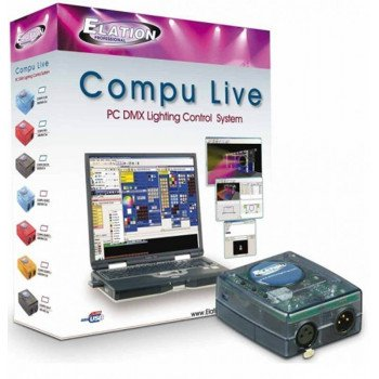 American Audio Compu 1024EC DMX/ArtNET Software