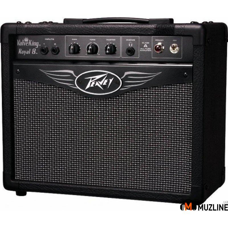 Комбоусилитель для электрогитары Peavey Valveking Royal 8