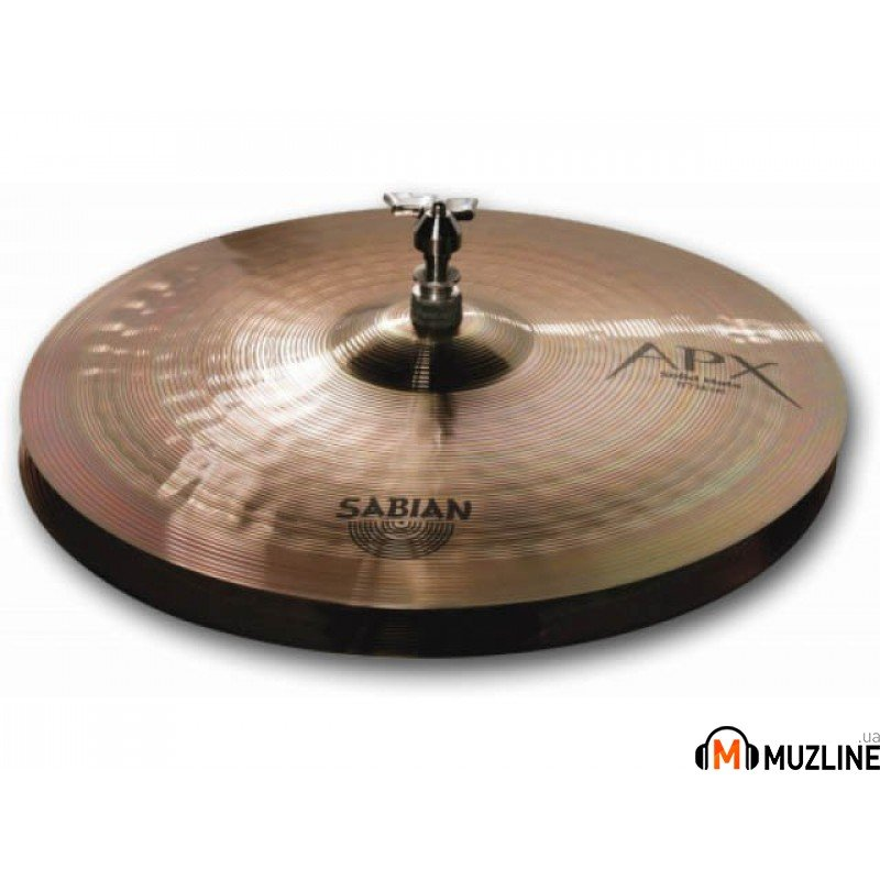 "Sabian 15"" APX Solid Hats"