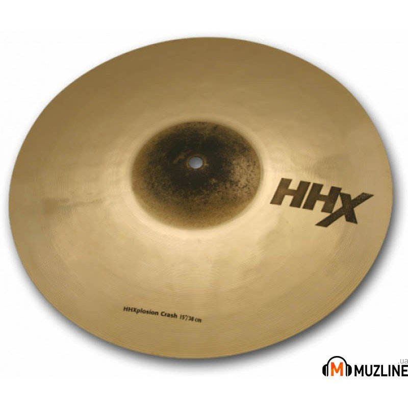 "Crash Sabian 15"" HHXplosion Crash"