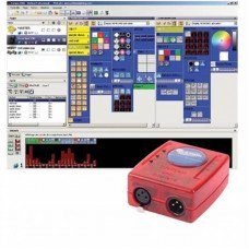American Audio Compu 2048FC DMX/ArtNET Software