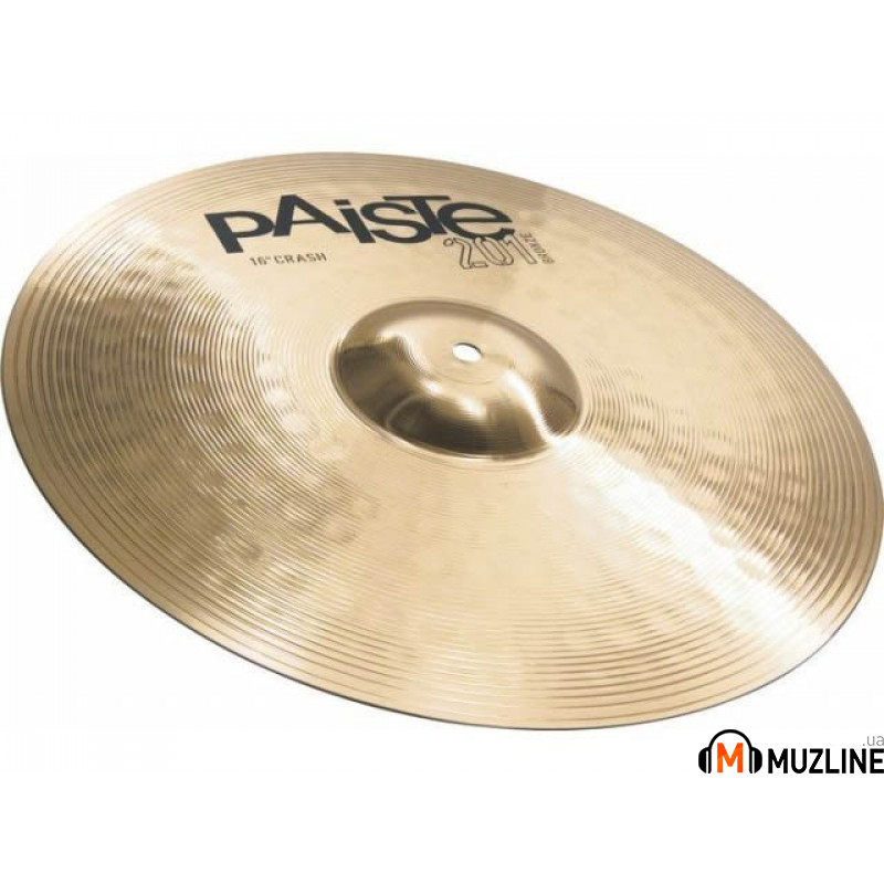 Crash Paiste 201 Bronze Crash 16""