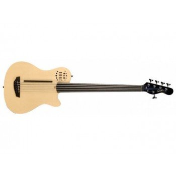Бас-гитара Godin A5 Natural Fretless SA with Bag