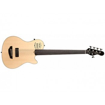 Бас-гитара Godin A5 Ultra Fretless EN SA with Bag
