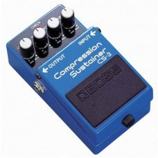 Гитарная педаль Boss CS-3 Compression Sustainer