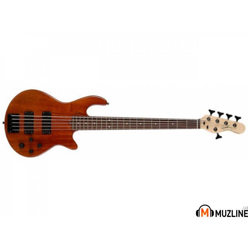 Бас-гитара Godin Freeway 5 Active Natural Mahogany SG