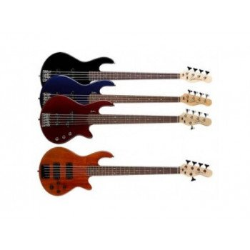 Бас-гитара Godin Freeway 5 Bass Midnight Blue W/Bag