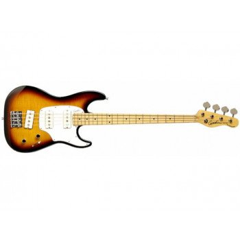 Бас-гитара Godin Shifter 4 Bass Vintage Burst Flame MN with Bag