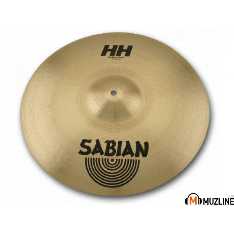 "Crash Sabian 16"" HH Medium Crash"
