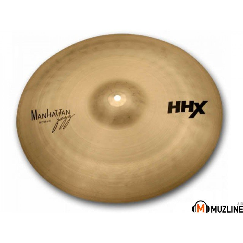 "Crash Sabian 16"" HHX Manhattan Jazz Crash"
