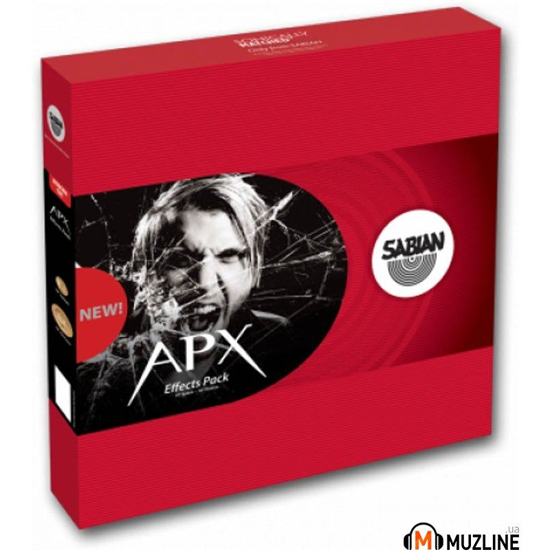 Sabian APX Effects Pack
