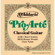 D'Addario EJ48 Pro Arte 80/20 Bronze Wound Hard Tension