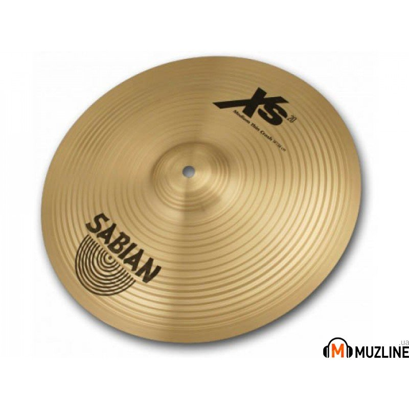"Crash Sabian 16"" XS20 Medium Thin Crash"