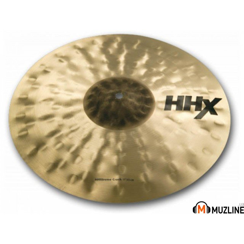 "Crash Sabian 17"" HHXtreme Crash"