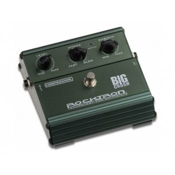 Гитарная педаль Rocktron Big Crush Compressor