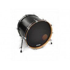 "Evans BD24RB 24"" EQ3 Resonant Black"