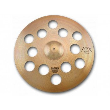 "Crash Sabian 18"" APX O-Zone Crash"