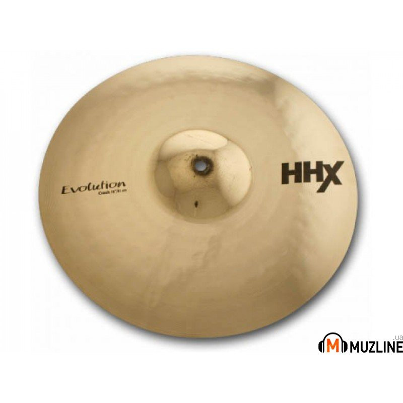 "Crash Sabian 18"" HHX Evolution Crash Brilliant"