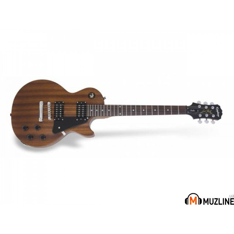 Электрогитара Epiphone Les Paul Studio Worn Brown CH HDWE
