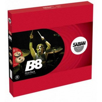 Sabian B8 First Pack 14""
