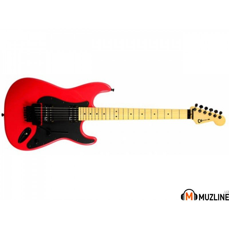 Электрогитара Charvel So-Cal Style 1 HH Maple Fretboard Candy Red