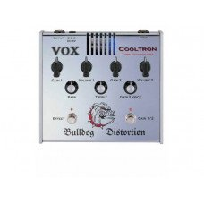 Гитарная педаль Vox Cooltron Bulldog Distortion