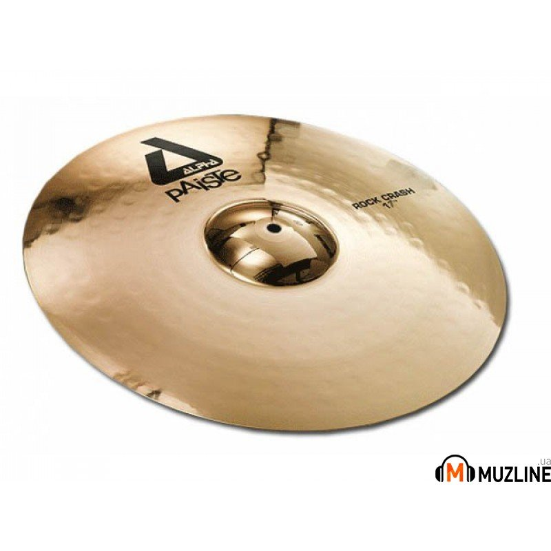 Crash Paiste Alpha Rock Crash 17""