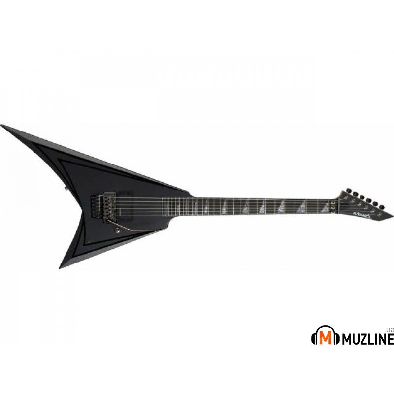Электрогитара ESP Edwards E-AL166 Blacky