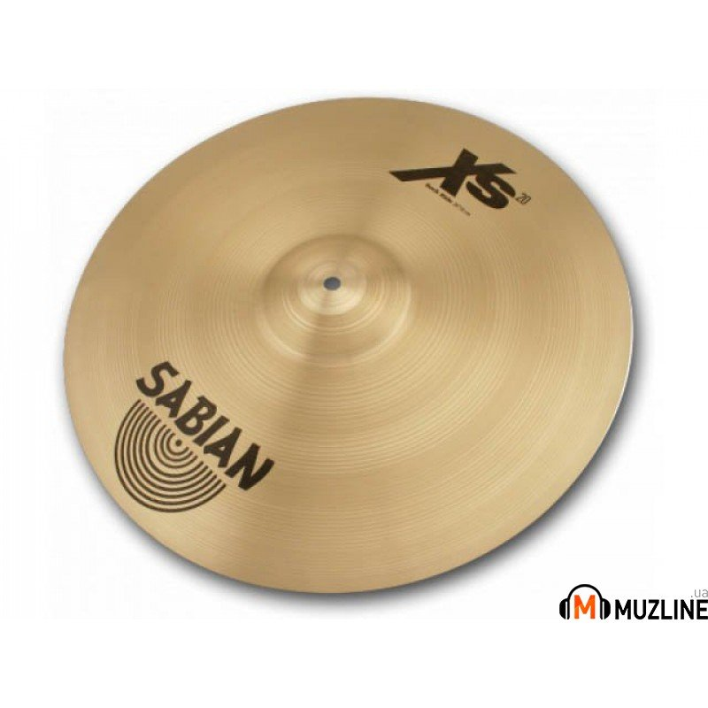 "Sabian 20"" XS20 Rock Ride"