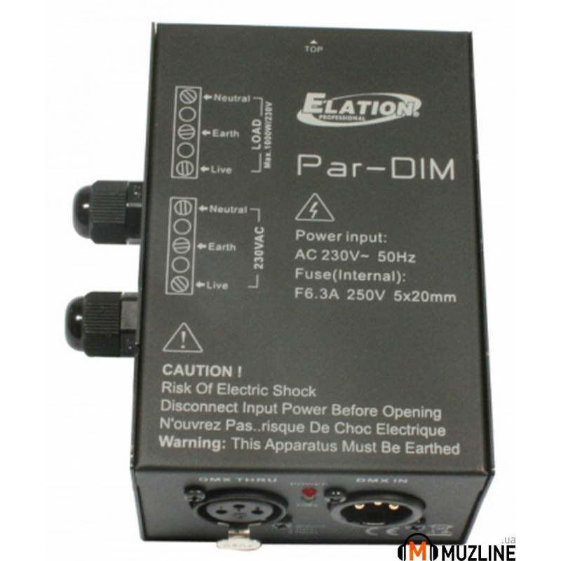 American Audio PAR-DIM bracked dimmer