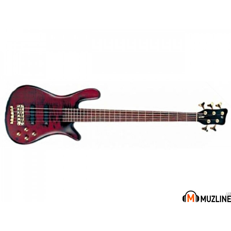 Бас-гитара Warwick Streamer LX5 Burgundy Red OF