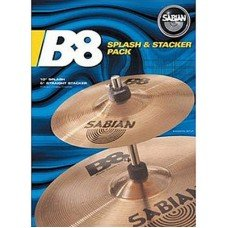 Sabian B8 Splash'n'Stacker Pack