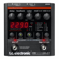 Гитарный процессор TC Electronic ND-1 Nova Delay